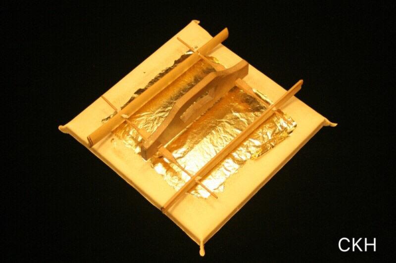 03-24K純金箔(99.99%)109MM